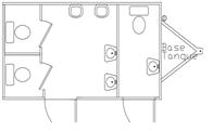 plano trailer de baño 2