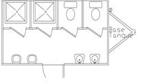 plano trailer de baño 3